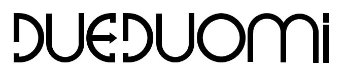 Dueduomi logo first attempt